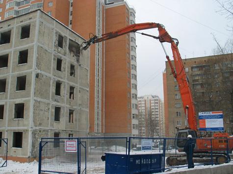 Жителям ветхих пятиэтажек перестанут навязывать лишние метры
