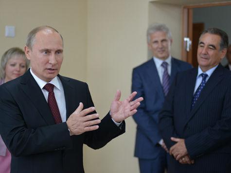 Путин и Обама: сначала выпьем, потом поссоримся