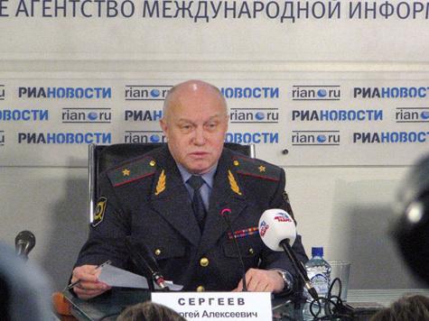 Начальника ГИБДД Подмосковья отправили в полицейский тыл