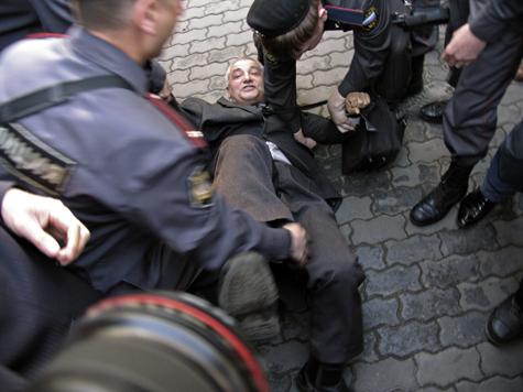 Полицейских обучат разгонять митинги по нормам ООН