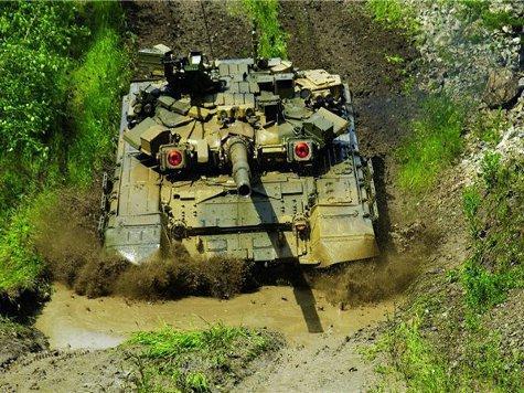 К 2013 году русские явят новый танк