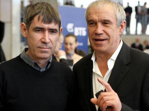 Сергей Гармаш вытащил брата из тюрьмы