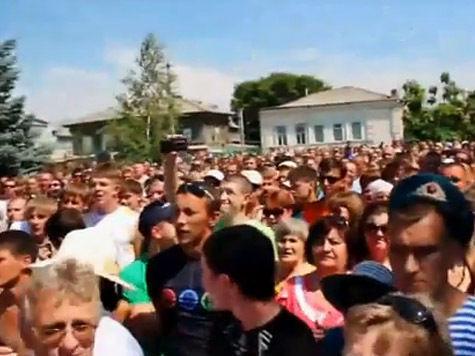 Кавказец надругался над казаком. Теперь поднялось Ставрополье