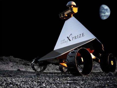 В 2015 году на Луне высадится частный луноход на частной ракете