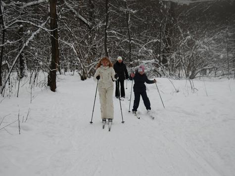 Бросай рулить, вставай на лыжи