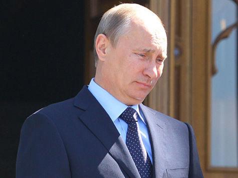 Путин раскритиковал работу полиции после ЧП на Матвеевском рынке