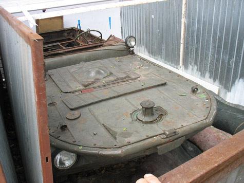 Уникальные автомобили времен Великой Отечественной войны могут выкинуть на улицу