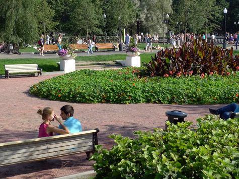 Дело парков, дело народа