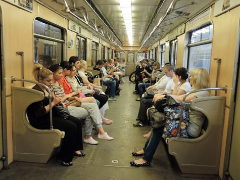 К концу года в московском метро появится бесплатный Wi-Fi
