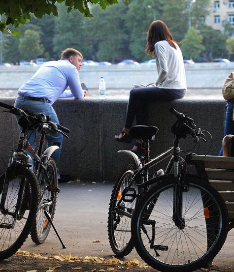 Велосипедистов посчитают по осени