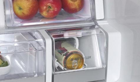 Придуман холодильник для сверхбыстрого охлаждения баночек с пивом