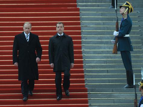 Парадный путь Путина