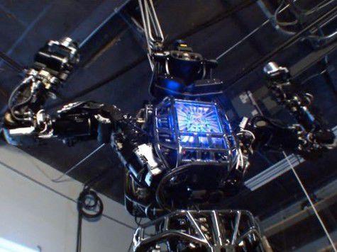 Футуролог: Первый робот-полицейский выйдет патрулировать стадионы и улицы уже в 2040 году