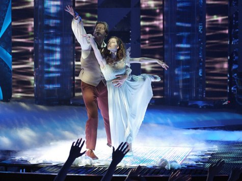 "Лянка Грыу: ""Муж впервые увидел, как я танцую"""