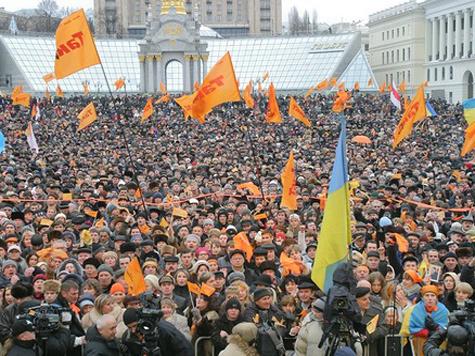"""""""Оранжевая революция""""-2"""