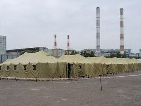 Столичные власти пожалели мигрантов и решили не сносить лагерь в Гольяново
