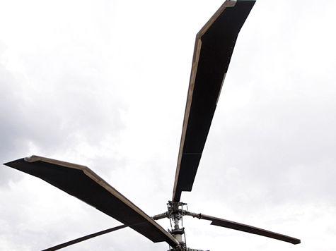 Мятежники Судана захватили российский вертолет