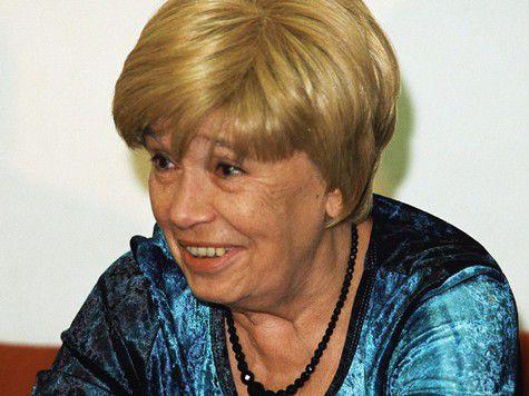 Скончалась автор иронических детективов Иоанна Хмелевская