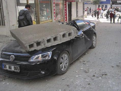В Турции содрогнулась земля