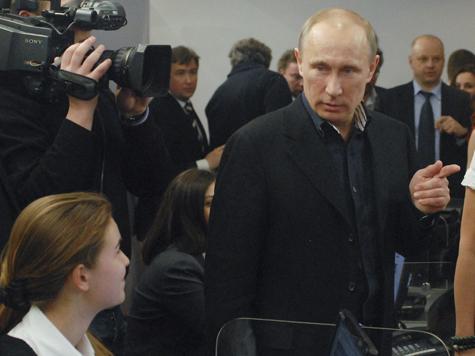 Путин вернулся в 2000-е