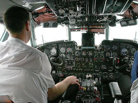 Ан-24 совершил экстренную посадку в Новой Москве