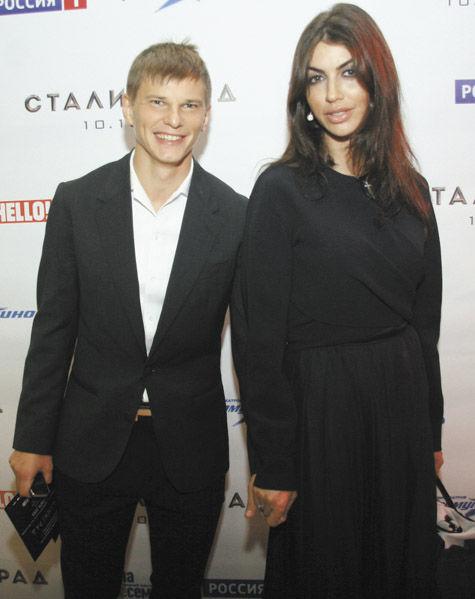 Новая подруга Андрея Аршавина - не та, за кого ее принимают.