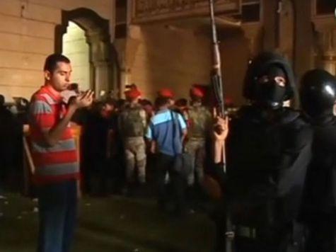 Армия Египта взяла мечеть