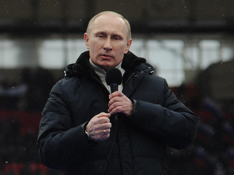 «Народы за Путина дружно пойдут»