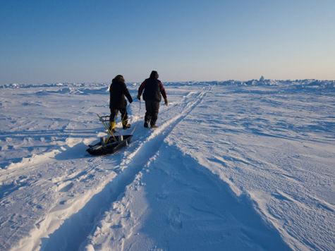 Первая комфортабельная научная станция в Арктике поможет в освоении Луны и Марса