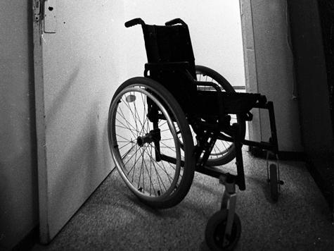 Инвалиды будут уверенно чувствовать себя в воздухе