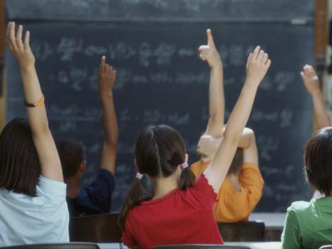Учительница поставила себя на место малолетних шалунов
