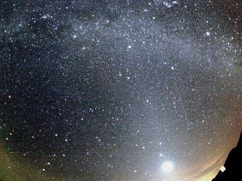 В конце октября наше небо озарится метеорным потоком Орионид