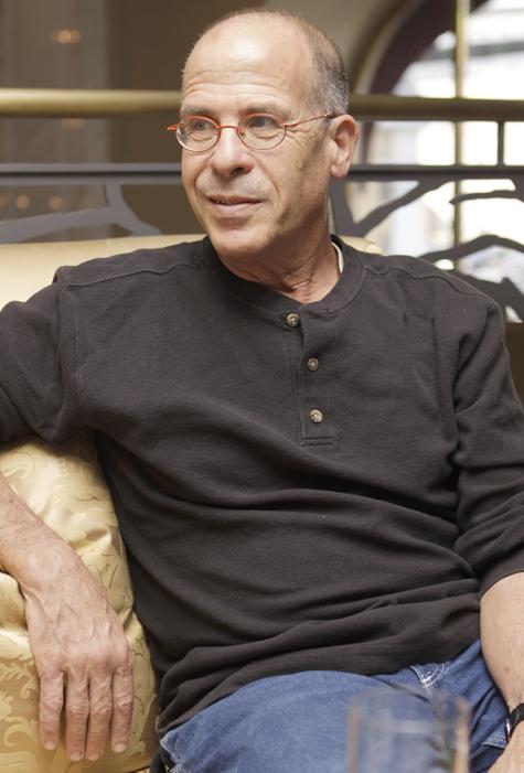 Еврейский писатель не знаком с антисемитизмом