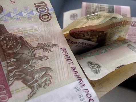 Рубль мчится, рубль скачет