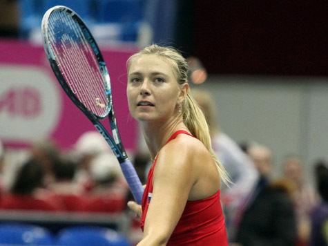 Шарапова и Курникова попали в десятку самых сексуальных спортсменок мира