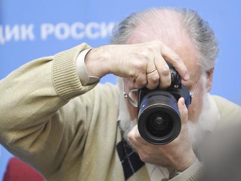 Чуров: Фотографировать урны - большое искусство