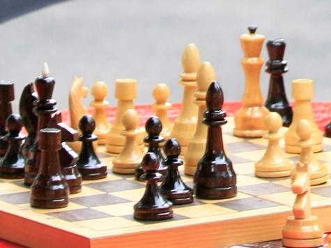 Как Путин дал сеанс одновременной игры Ананду и Гельфанду