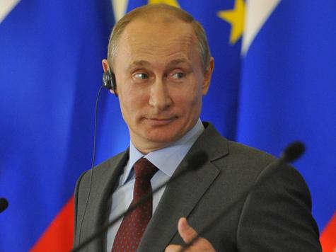 Путин на экспорт