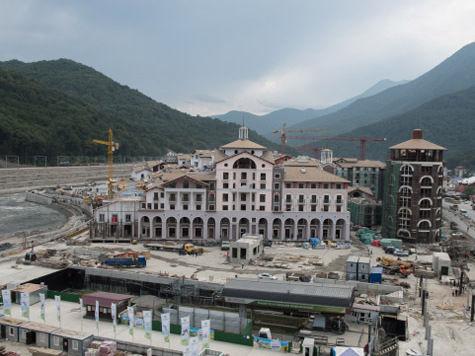 В Олимпийской Деревне в Сочи построят 15 молельных домов