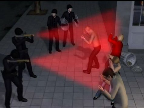 Для разгона митингов полицию вооружат ослепляющими винтовками