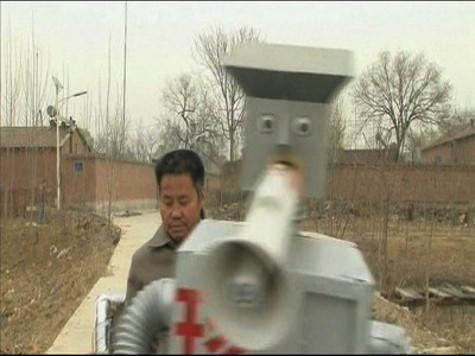 Пентагон намерен всех китайцев заменить роботами