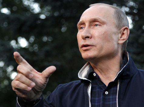 Путин осудил акцию «Гринпис» у платформы «Приразломная»