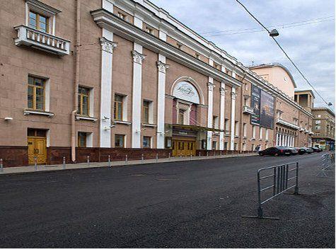 У Совета Федерации найден снаряд времен ВОВ