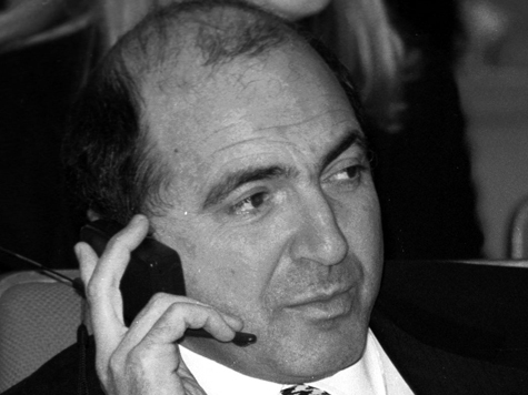 Во Франции арестовано имущество Березовского на 13 млн евро