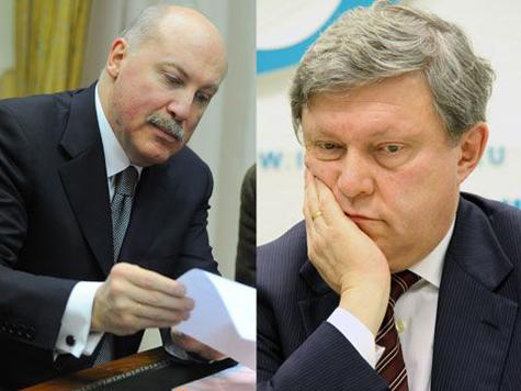 Явлинскому и Мезенцеву отказали официально