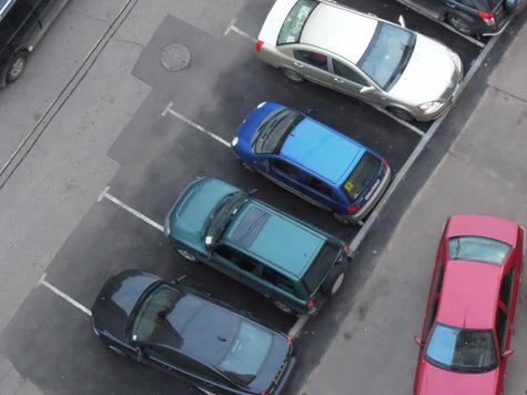 Отсавлять машину в центре столицы запретят