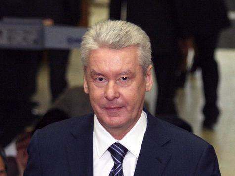 Собянин все-таки подает в отставку