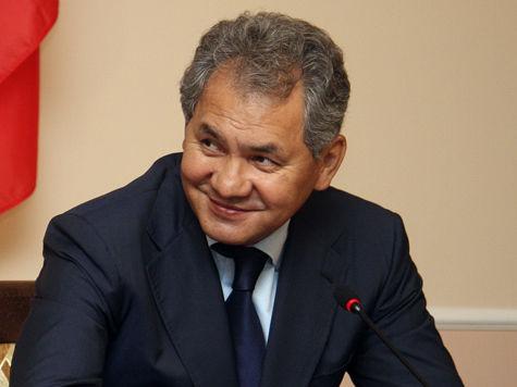 сергей шойгу министр обороны горячие точки оборона страны