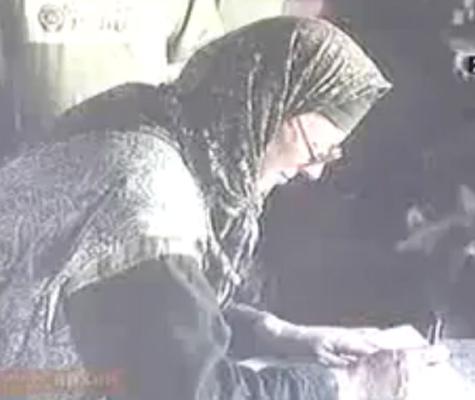 К Агафье Лыковой прилетали врачи