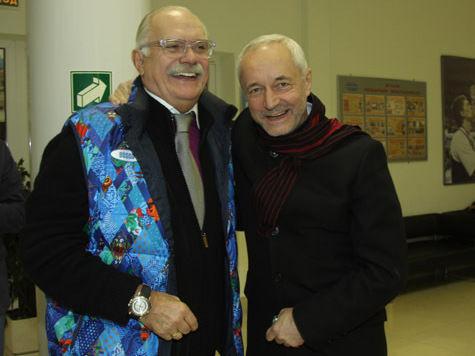 Михалков заехал за«Рубеж»